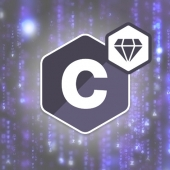 New Deal: 93% off the The Complete C Programming Bundle Image